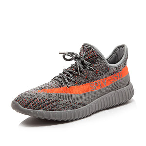 2018 Running Shoes For Men Yeezys Air 350 Boost Breathable Women Sneakers Outdoor Breathable Sport Shoes Men Yeezys Air 350
