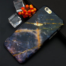 Load image into Gallery viewer, Galaxy Marble iPhone Case