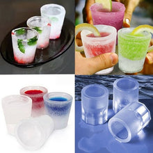 Load image into Gallery viewer, Ice Shot Glasses