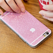 Load image into Gallery viewer, Luxury Glitter iPhone Case