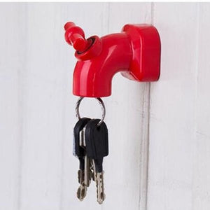 Magnetic Tap Wall Key Holder