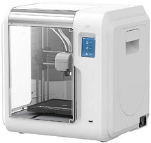 Load image into Gallery viewer, Monoprice 135881 Voxel 3D Printer - White with Removable Heated Build Plate (150 X 150 Mm) Fully Enclosed, Touch Screen, Assisted Level, Wi-Fi, 8Gb