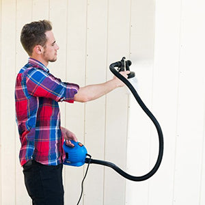 (As Seen on TV, Just For Less) - Paint Zoom Handheld Electric Spray Gun Kit 625 watt Spray Gun Tool for Interior & Exterior Home Painting HVLP - Spray Paints