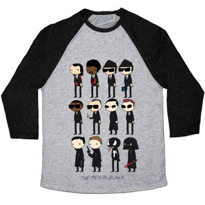 THE MEN IN BLACK T-Shirt