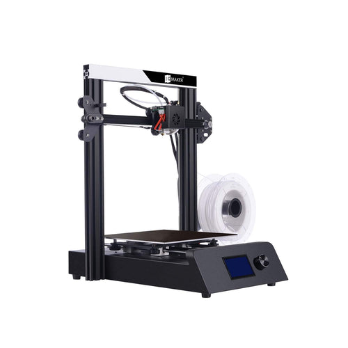 JGMAKER Magic 3D Printer with Automatic Memory,Aluminum DIY Kit Resume Print Work with PLA Filament Printing Size 220x220x250mm