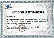 Load image into Gallery viewer, Comgrow Creality Ender 3 3D Printer Aluminum DIY with Resume Print 220x220x250mm