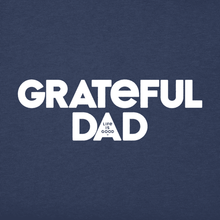 Load image into Gallery viewer, Men's Grateful Dad Crusher Tee