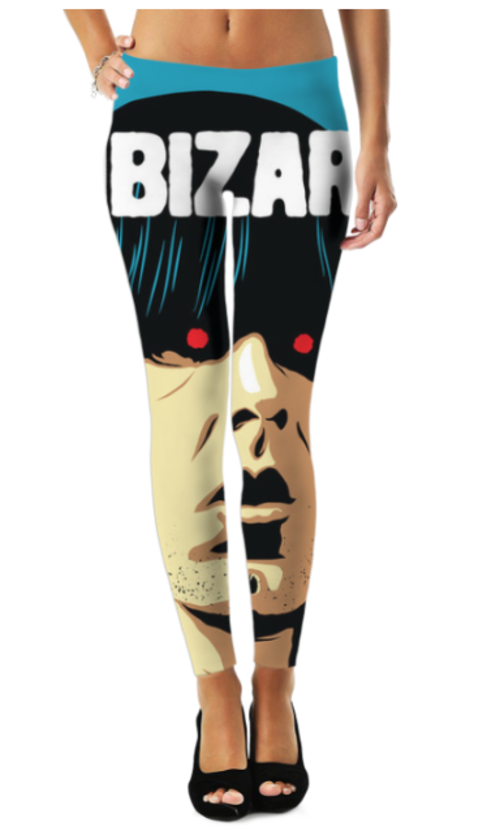 Red Eye Boy leggings