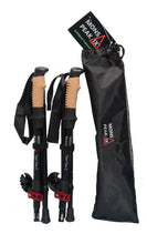 Load image into Gallery viewer, Mons Peak IX Tiger Paw Z Trekking Poles (Z-135)