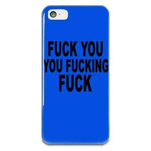 Fucked Up Friday iPhone 5-5s Plastic Case