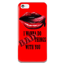 Load image into Gallery viewer, True Blood Lips iPhone 5-5s Plastic Case