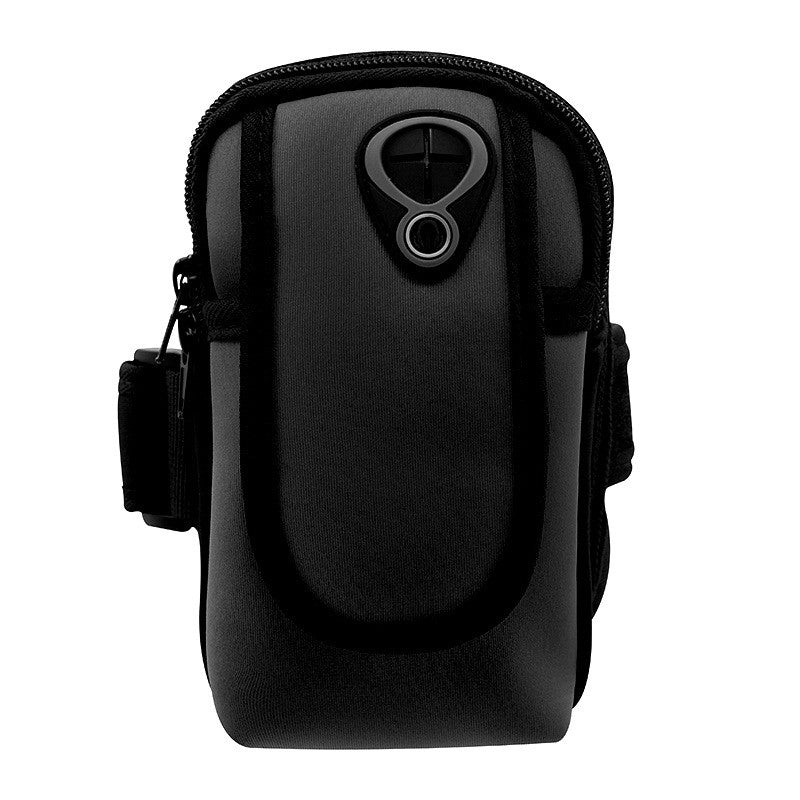 Unisex Exercise Arm Bag Running Pouch Key Holder for iPhone 6s 7Plus, Galaxy S6/S7