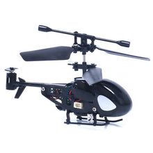 Load image into Gallery viewer, RC Helicopter mini drone 2CH Mini rc helicopter Radio Remote Control Aircraft  Micro 2 Channel RC helicopter toy