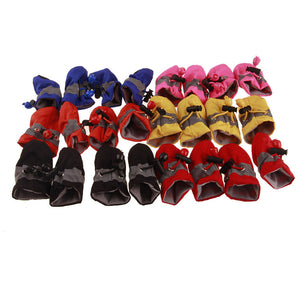 3.5x2.5cm dogs products for pets  Anti-slip Shoes Puppy Dog Cat Boots Sneaker Boots dogs pets accessories Pet Products