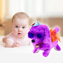 Load image into Gallery viewer, New Electronic toys pet dogs Robotic Cute Electronic Walking Pet Dog Puppy Kids Toy With Music Light #35