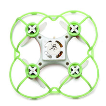 Load image into Gallery viewer, Cheerson CX-10A CX-10 RC Quadcopter Spare Parts Protection Cover Green Mini Drone Parts