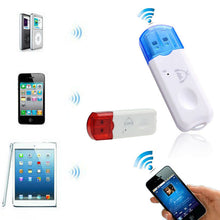 Load image into Gallery viewer, Wireless USB Bluetooth Stereo Audio Music Receiver Adapter For iPhone