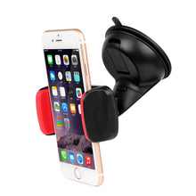 Load image into Gallery viewer, Universal Car Windshield Phone Holder Console Clip Stand  for GPS Stent Iphone 6 Samsung