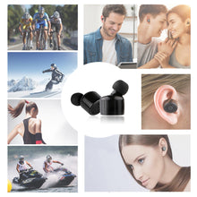 Load image into Gallery viewer, X2T Mini Wireless Bluetooth 4.2 Earphone Binaural Portable Stereo In-Ear Earbuds Rechargeable Charger Box for IPhone Samsung