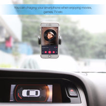Load image into Gallery viewer, FORNORM Universal Qi Wireless Charger Car Phone Holder  With Magnet  Car Phone Holder For iPhone Smartphone