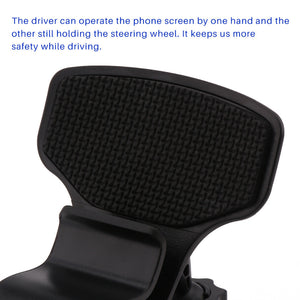 POWSTRO Magnetic Car Holder Universal HUD Design Car Phone Stander Adjustable Dashboard Phone Mount for Iphone Samsung