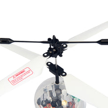 Load image into Gallery viewer, RC Flying Ball RC Drone Helicopter Ball Built-in Disco Music With Shinning LED