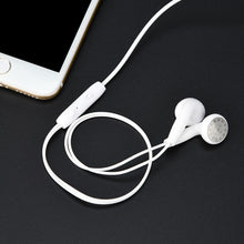 Load image into Gallery viewer, In-Ear Supper Bass Metal Earbuds Earphone Headphone Microphone 3.5mm for iphone