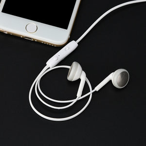 In-Ear Supper Bass Metal Earbuds Earphone Headphone Microphone 3.5mm for iphone
