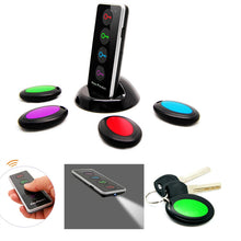 Load image into Gallery viewer, 4-in-1 Wireless Radio Electronic Keyfinder Key Locator