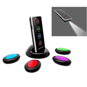 4-in-1 Wireless Radio Electronic Keyfinder Key Locator