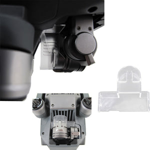 New Gimbal Lock Clamp Camera Cover Protector PTZ Holder for DJI Mavic Pro Drone