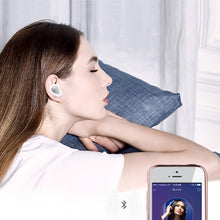 Load image into Gallery viewer, 1 Pair Bluetooth 4.1 Earphones Separated Wireless Earphone Stereo Earbuds with Docking Charger for iPhone Samsung Table