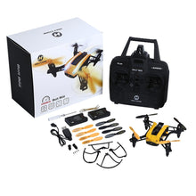 Load image into Gallery viewer, Holy Stone HS 150 Bolt Bee Mini Racing Drone RC drone R T F 2.4 GHz 6-Axis Gyro with 50 K M H High Speed Headless Mode Wind Resistance Includes Bonus Battery