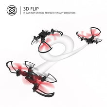Load image into Gallery viewer, Holy Stone HS 190 Foldable Mini Nano RC Drone for Kids Gift Portable Pocket  Drone with Altitude Hold 3 D Flips and Headless Mode Easy to Fly for Beginners