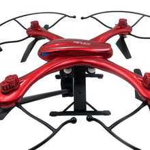 Load image into Gallery viewer, MJX X102H RC Quadcopter with Camera Mounts for Gopro/SJ Camera Upgraded X101 Drone Red