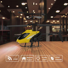 Load image into Gallery viewer, Electric Flying Toys 2CH 2 Channel Mini RC Helicopter Toys Remote Control Drone Radio Gyro Aircraft Plane Kids Toys XY802