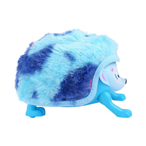 Electronic Pet Hedgehog Shaped Touch with Hedgehog Rolling Induction Toys for Unisex Boys Girls Toddler Gifts