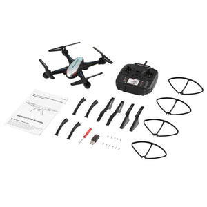 2.4G 4 Channel Headless Mode One Key Automatic Return One Key Rolling Mini RC Quadcopter Drone Toy Durable X-1507