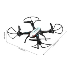 Load image into Gallery viewer, 2.4G 4 Channel Headless Mode One Key Automatic Return One Key Rolling Mini RC Quadcopter Drone Toy Durable X-1507