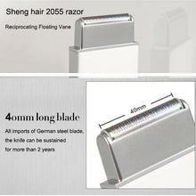 Load image into Gallery viewer, Men's Floating Rotary Electronic Shaver Luxury Exterior shavor