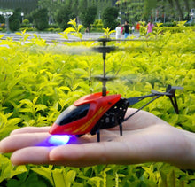 Load image into Gallery viewer, Remote Control Helicopter Drone 2 Channel Indoor Remote Control Airplane and Gyro Radio Control Toy