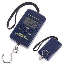 Load image into Gallery viewer, Pocket Digital Electronic Hanging Hook Scale