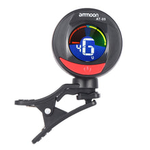 Load image into Gallery viewer, ammoon AT-05 Digital Electronic Clip-On Tuner