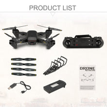 Load image into Gallery viewer, New DM IN107S 2.4G 4CH Wifi FPV Foldable Selfie RC Quadcopter Drone -RTF