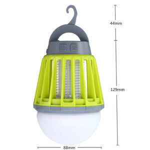 180 Lumens Portable Waterproof Electronic Photocatalyst Mosquito Lamp