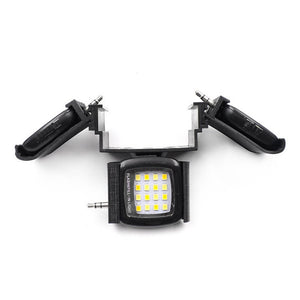Night Flying LED Light Mount Buckle Holder For DJI Mavic AIR Drone Part