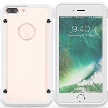 Load image into Gallery viewer, Cellphone Case Beetle No Discoloration Hard Back Cover TPU Border for IPhone 7/8plus Men Phone Shell