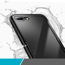 Load image into Gallery viewer, Protective Cover Anti-drop for IPhone 7/8plus TPU Silicone Scratch-proof Hard Transparent Tempered Glass