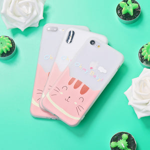 Slim Soft TPU Phone Cover Frosted Back Case Shockproof for IPhone X 5.8 Inch With 8 Patterns for CHOOSING