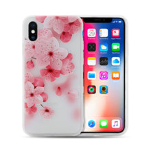 Load image into Gallery viewer, Slim Soft TPU Phone Cover Frosted Back Case Shockproof for IPhone X 5.8 Inch With 8 Patterns for CHOOSING